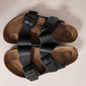 Birkenstock Arizona Suede Sandals EU 41